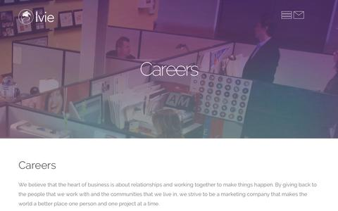 Careers | 		Ivie & Associates Inc