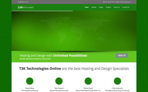 Screenshot of Home Page z01.co.uk - Z01 Studios is Under Development - captured Oct. 6, 2014
