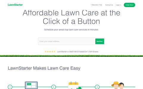 Affordable Local Lawn Care Services | Lawn Maintenance | LawnStarter