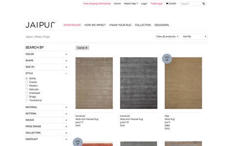 Area Rugs, Floor Rugs | Buy Carpets Online | Jaipur Rugs