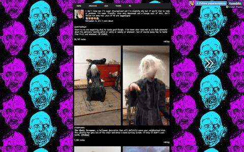 Screenshot of tumblr.com - Phat Physician - captured Oct. 21, 2014