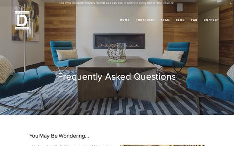 Design Faq Pages Website Inspiration And Examples Crayon
