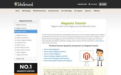 Magento Tutorials – All you need to know about Magento!