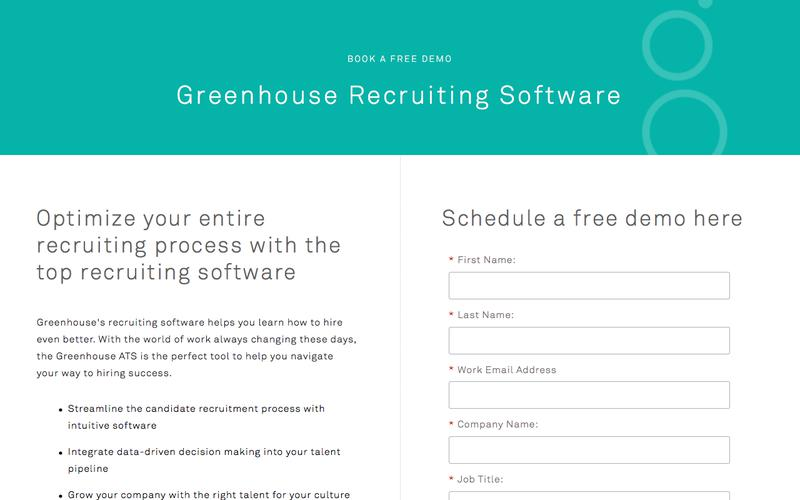 Greenhouse Recruiting Software | Greenhouse