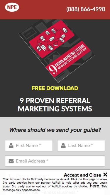 9 Proven Referral Marketing Systems