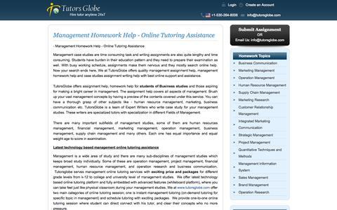 Screenshot of Team Page tutorsglobe.com - Management Homework Help   Management Assignment Help   Management Tutoring - captured Nov. 2, 2014