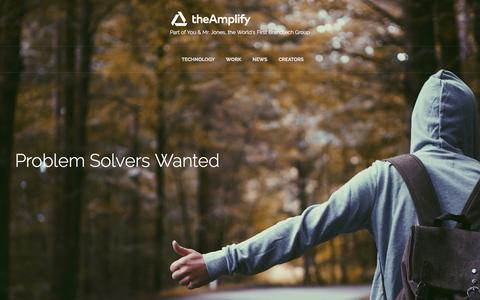 Careers – theAmplify