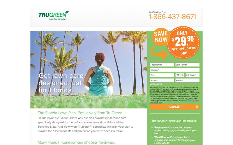 TruGreen. Go Greener. | Only $29.95 First Application