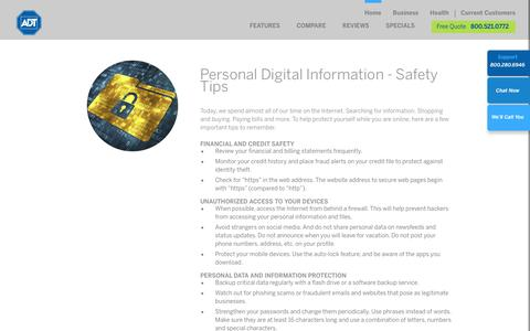 Digital Safety Tips - ADT Security Services