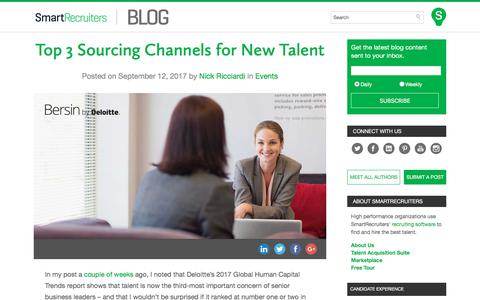 SmartRecruiters Blog | The Hiring Success Company