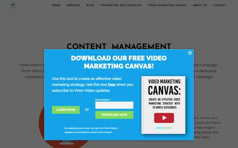 Screenshot of Team Page vireovideo.com - Youtube Video Optimization | Video Search Engine Optimization - captured Nov. 2, 2018