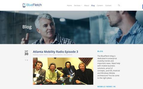 Blue Fletch Blog | BlueFletch