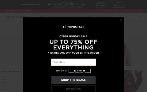Gifts for Teen Boys & Men | Aeropostale