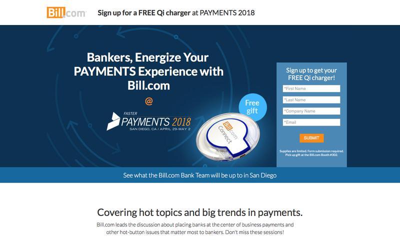 bill.com payments 2018