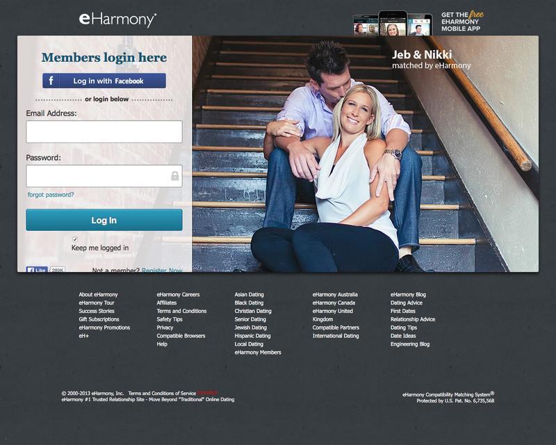 EHarmony dating Blog