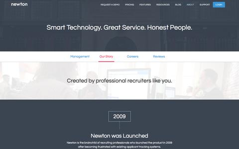 ATS Software Company | Newton Software