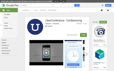 UberConference - Conferencing - Android Apps on Google Play