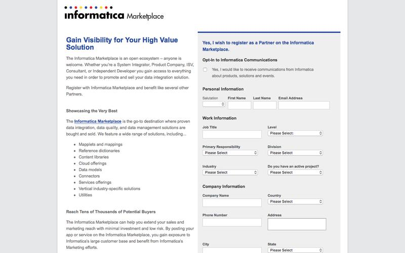 Gain Visibility for Your High Value Solution