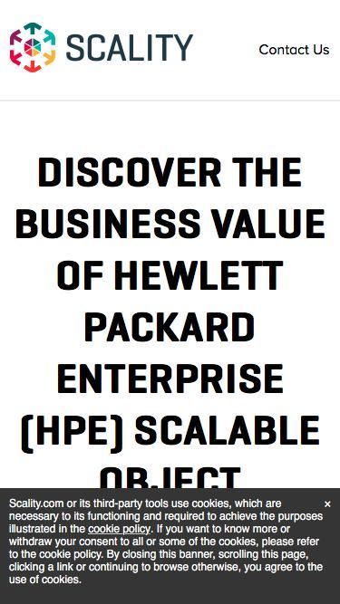 IDC Business Value White Paper