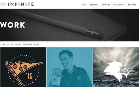 Work | Our Advertising Agency's Creative & Branding Portfolio