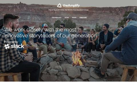 theAmplify | Creators