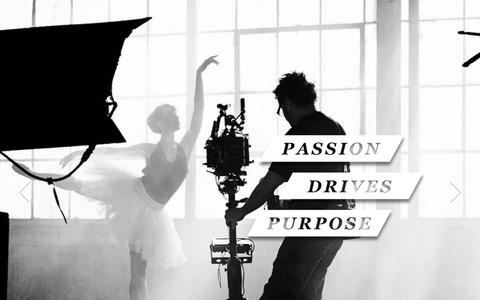 Screenshot of Home Page trazgroup.com - TRAZ Group | Passion Drives Purpose - captured Feb. 24, 2016