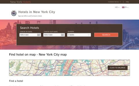 Screenshot of Home Page new-york-hotels-ny.com - New York City hotels & apartments, all accommodations in New York City – new-york-hotels-ny.com - captured May 8, 2017