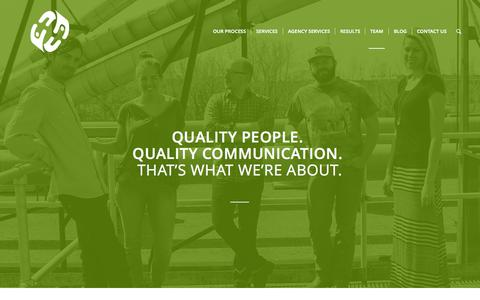 Screenshot of Team Page socialmediacontractors.com - Team - SMC - captured Nov. 23, 2015