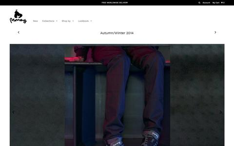 Autumn/Winter 2014 – MONEY