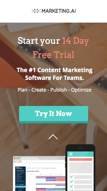 Content Marketing Software | Content Automation Software | Editorial Calendar Software | Content Marketing Automation