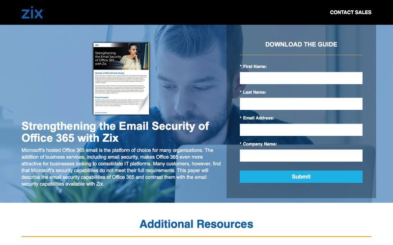 Strengthening O365 Email