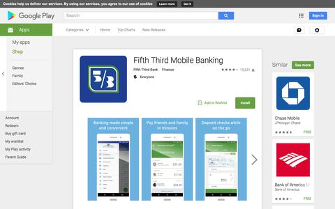 Fifth Third Mobile Banking - Android Apps on Google Play