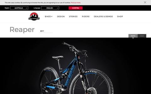 Reaper | Rocky Mountain Bicycles