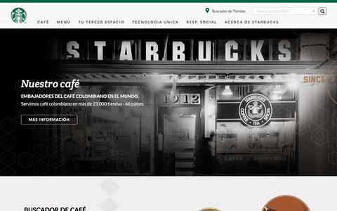 Café | Starbucks Coffee Company