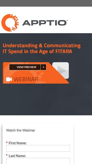 Understanding & Communicating IT Spend in the Age of FITARA