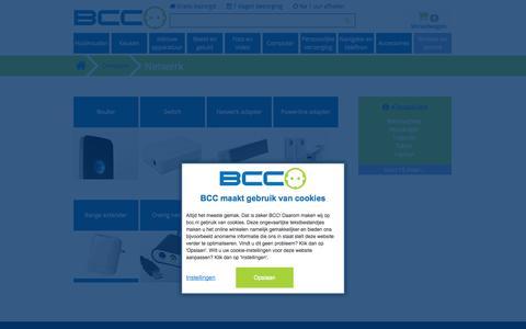 Screenshot of Site Map Page bcc.nl - Netwerk kopen? Voordelig en snel in huis via BCC. - captured Sept. 19, 2014