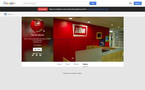 The BusBank - Videos - Google+