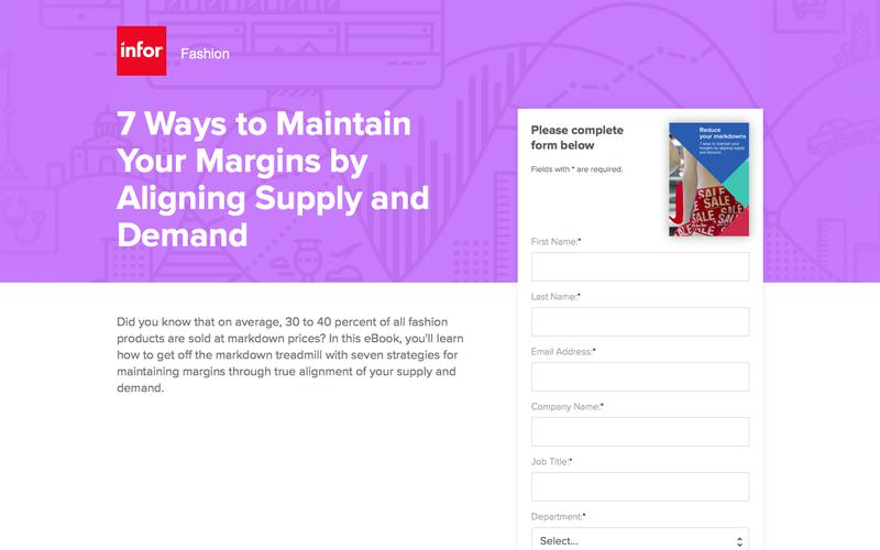 7 Ways to Maintain Your Margins by Aligning Supply and Demand