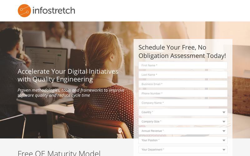 QE Testing Services   Infostretch