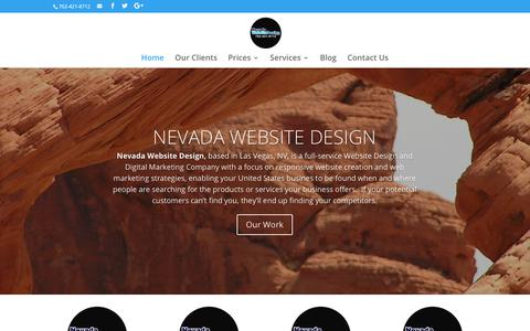 Nevada Website Design | Henderson | Las Vegas | Web Design | SEO | Web Marketing
