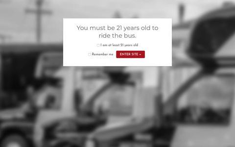 Screenshot of Jobs Page brewbususa.com - Careers   Brew Bus - captured Aug. 3, 2018
