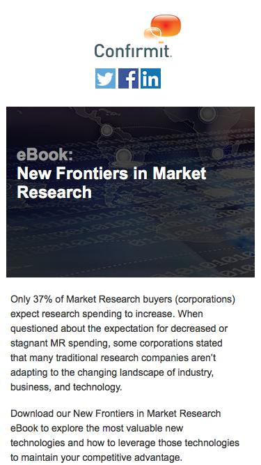 eBook: New Frontiers in Market Research