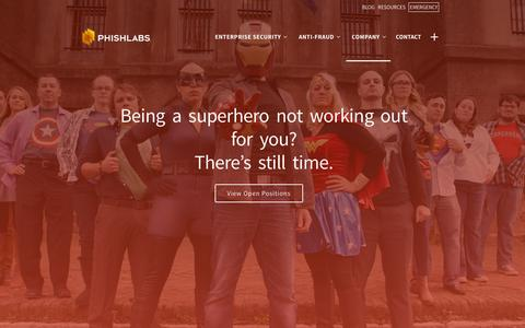 B2B Services Jobs Pages | Website Inspiration and Examples