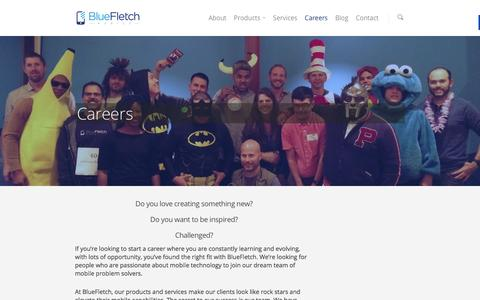 BlueFletch Careers | BlueFletch
