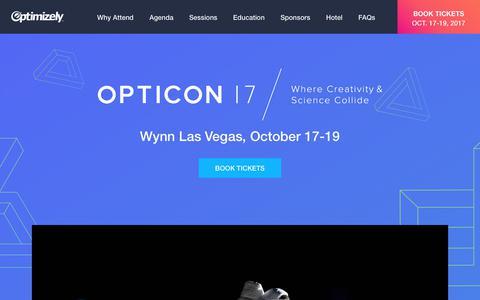 Opticon 2017