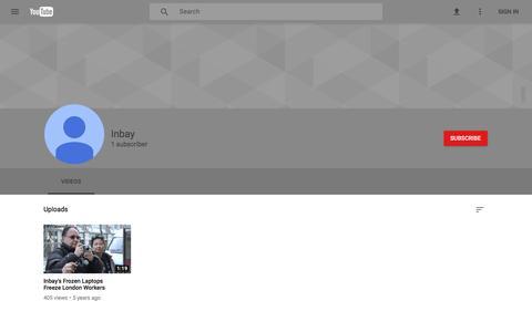 Inbay - YouTube
