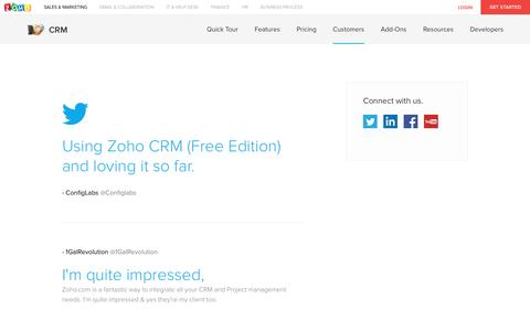 Join Zoho CRM Community Now