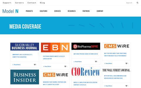 Media Coverage | Model N