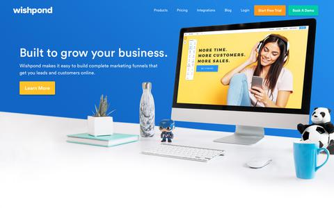 Wishpond | Built to grow your business