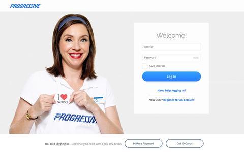 Progressive Online Servicing